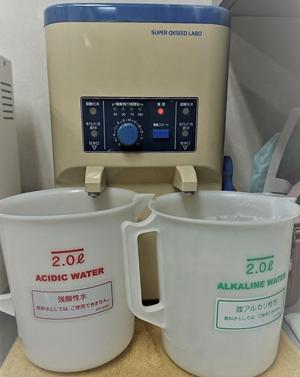 次亜塩素酸水の写真
